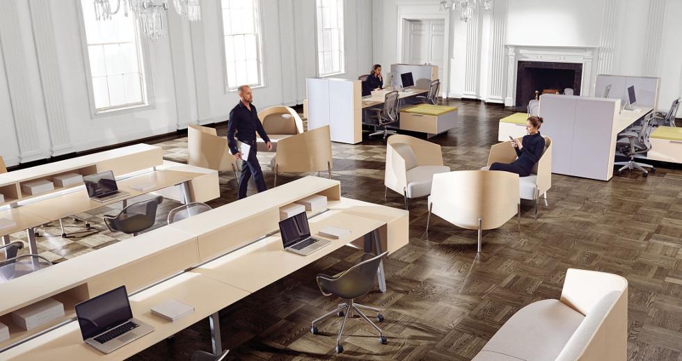 Johnsons Business Interiors Smart Office